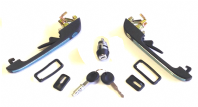 Mk1 Golf Caddy Lock Set